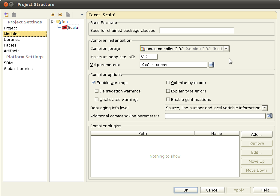 Setup Play Framework with Scala in IntelliJ – James Ward